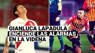 Perú vs. Bolivia: se reveló la lesión que alejaría a Gianluca Lapadula de las canchas