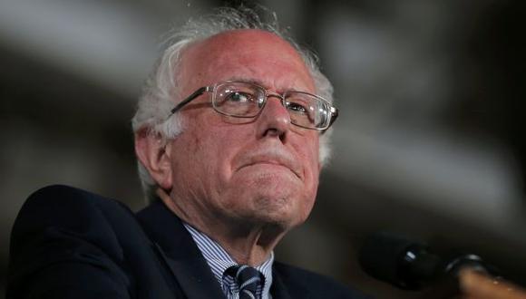 """Sanders tras perder ante Clinton: """"La campaña acaba de empezar"""""""