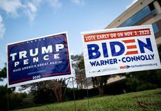 Trump se acerca a un empate técnico con Biden en el estado clave de Florida, según nueva encuesta