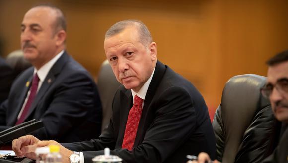 Erdogan manifiesta un cambio de posición tras la firme denuncia de Ankara sobre la política de seguridad en esta región. (Foto: EFE)