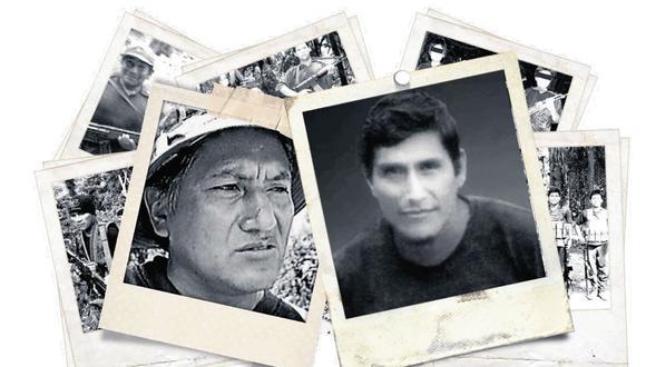 Víctor y Jorge Quispe Palomino, alias 'José' (izquierda) y 'Raúl' (derecha). El primero sigue siendo el máximo cabecilla del remanente de Sendero Luminoso. El segundo falleció en enero de este año.