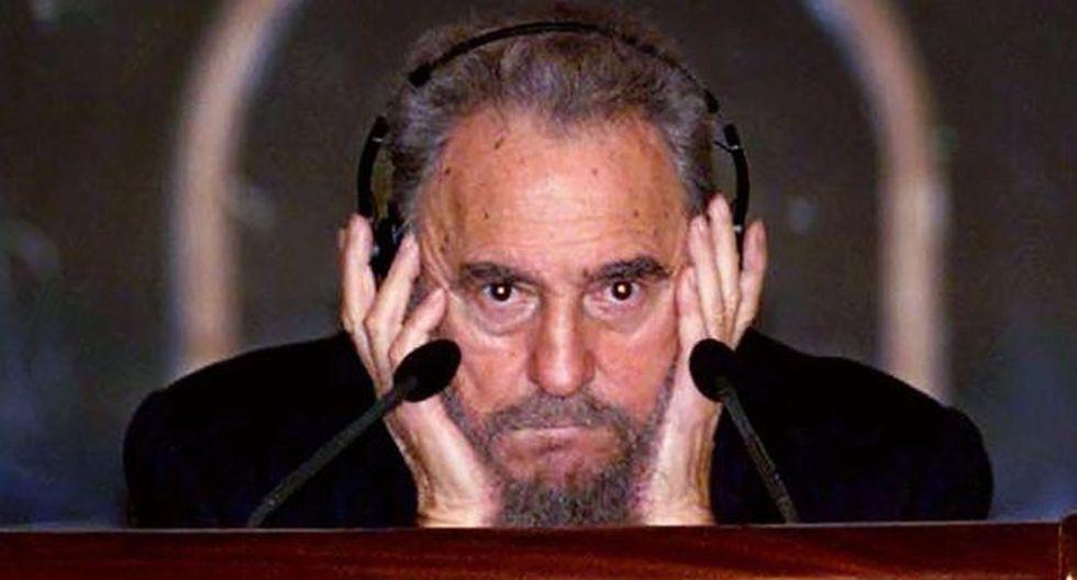 El día que Fidel Castro se enfureció con un periodista [VIDEO]