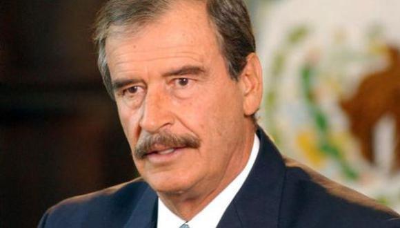 Vicente Fox: Mi relación con Calderón es fría, fea y lejana