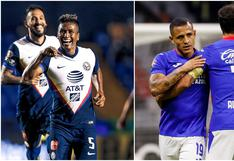 América vs. Cruz Azul EN VIVO: cómo y dónde VER GRATIS el partido por la Liga MX 2021