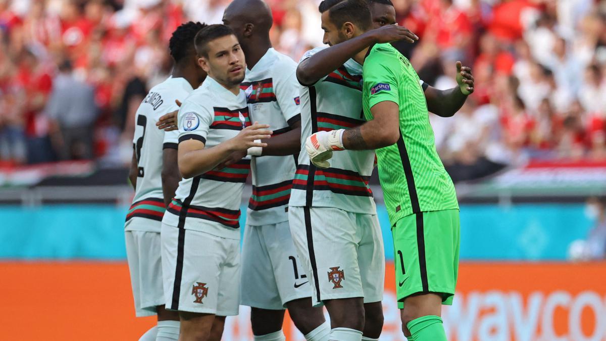 Portugal golea a Hungría con doblete de Cristiano Ronaldo, el delantero de Juventus llegó a 106 goles en la selección