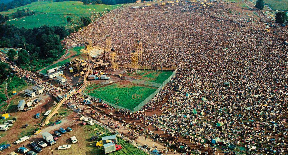 El Festival de Woodstock se ha considerado como uno de los momentos clave de la historia de la música popular. (Foto: Wikimedia Commons)