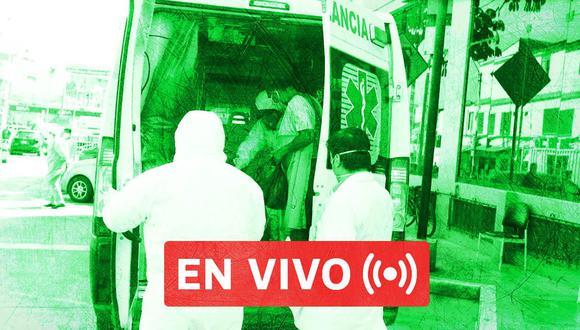 Coronavirus Perú EN VIVO   Últimas noticias, cifras oficiales del Minsa y datos sobre el avance de la pandemia en el país, HOY jueves 03 de setiembre de 2020, día 172 del estado de emergencia por Covid-19. (Foto: Diseño El Comercio)