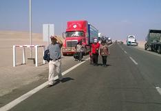 Tacna: coordinan implementar medidas de bioseguridad para abrir frontera con Chile