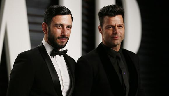 Ricky Martin postergó su boda con el artista Jwan Yosef