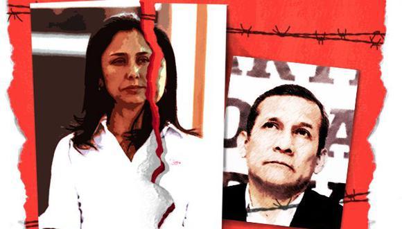 De acuerdo a la fiscalía, Ollanta Humala delegó funciones a Nadine Heredia durante su mandato. (Foto: El Comercio)