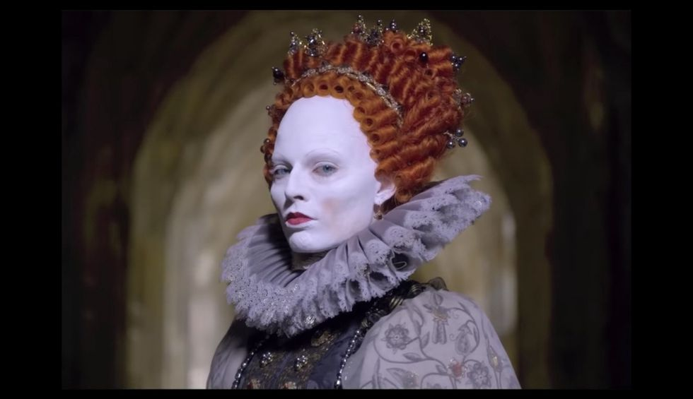 """Mary Queen of Scots'""(IMDb)"