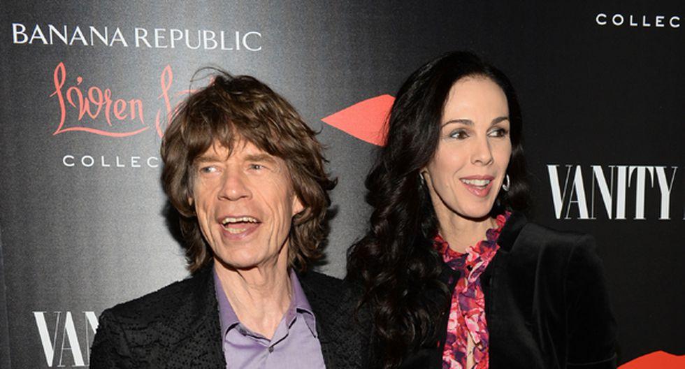 Rolling Stones en gran batalla legal por muerte de L'Wren Scott