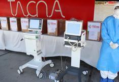 Tacna: fiscalía investiga compra de 43 ventiladores mecánicos por gobierno regional