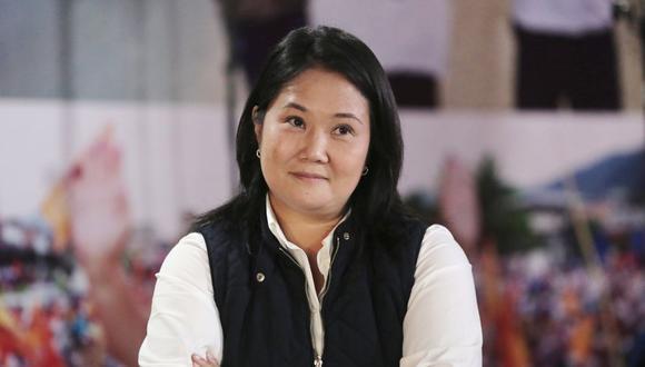 Keiko Fujimori fue investigada durante tres años por el equipo especial. Foto: REUTERS/Gerardo Marin