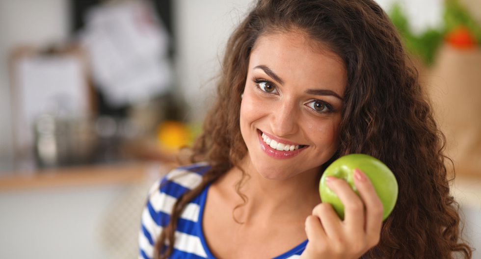 Siete motivos por los que debes consumir una manzana al día - 1