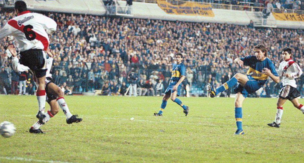 Boca Juniors y River Plate se verán las caras en dos electrizantes finales de la Copa Libertadores 2018 y el mundo fútbol se paralizará. (Foto: AP)