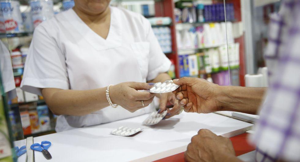 El Ministerio de Salud publicó la lista de medicamentos de disponibilidad obligatoria, tanto en su versión genérica como de marca. (Foto: Manuel Melgar)