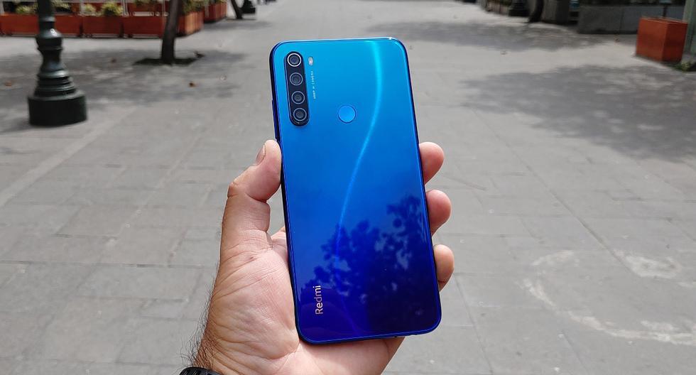 Análisis Móviles Xiaomi Evaluamos El Nuevo Smartphone Redmi Note 8 Fotos Y Videos Tecnologia El Comercio Perú