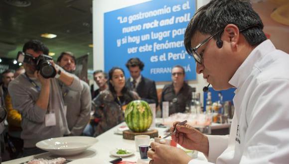 La cocina nikkéi de manos amazónicas que deslumbró en Madrid