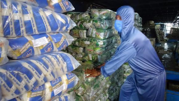 Qali Warma envió 300 toneladas de alimentos para 97 comunidades indígenas loretanas | Foto: Qali Warma