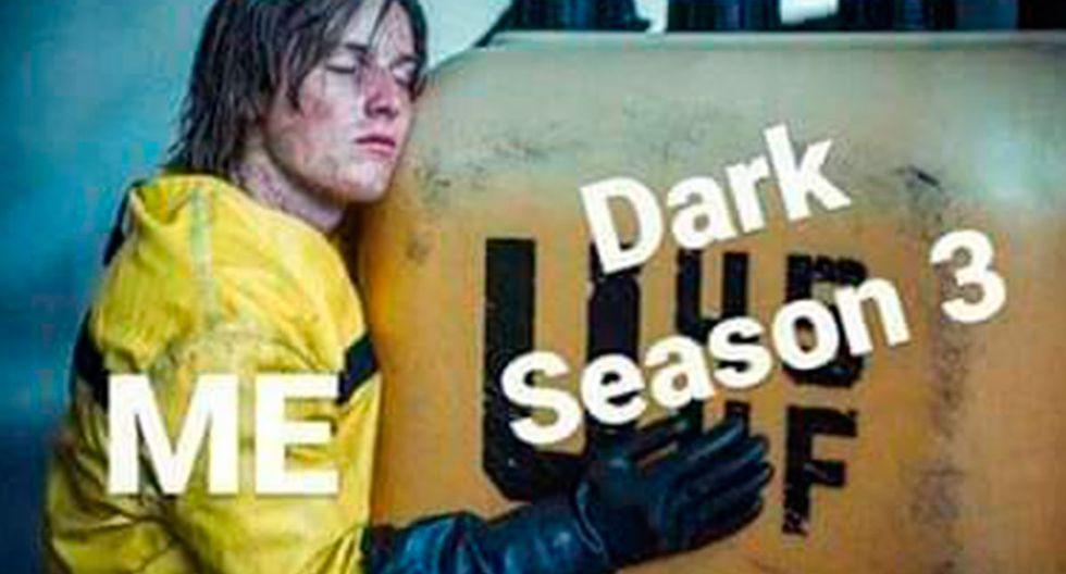 Los  memes de Dark 3 no se hicieron esperar y en Facebook han sido publicado muchos de ellos. Disfruta cada uno de ellos. (Foto: Facebook)
