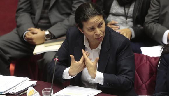 """Heysen remarcó que la SBS """"no ha denegado la entregada de información"""", sino que le ha precisado a Luna Morales que """"esta debe ser solicitada con arreglo a ley"""" y """"en cumplimiento del mandato constitucional"""".  (Foto: GEC)"""