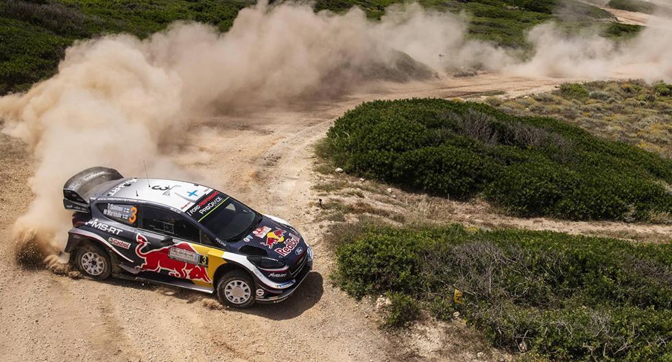 Los autos del WRC llevarán un sistema de propulsión híbrido y menos componentes en su carrocería a partir del 2022. (Fotos: WRC/Difusión).