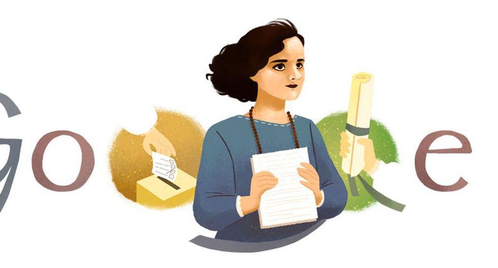 Matilde Hidalgo de Procel nació este día en 1889 en la ciudad de Loja. (Google)