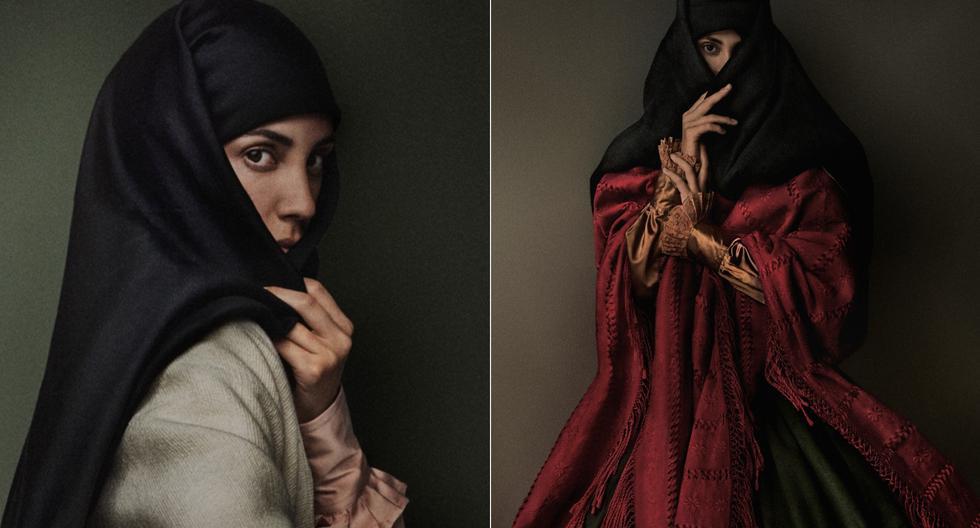 """La producción para la nueva serie de fotos """"La Tapada"""", protagonizada por Sassa de Osma, se llevó a cabo este abril en el MATE (Barranco). Fotos: Mario Testino"""