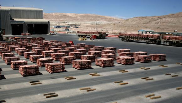 El metal, ampliamente utilizado en las industrias de energía y construcción, iba rumbo a su mayor caída diaria desde febrero. (Foto: Reuters)