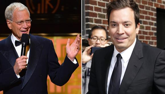 "Jimmy Fallon: ""David Letterman me cambió la vida"""
