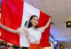 La peruana Yoko Chong pelea por la corona de Miss Intercontinental 2019