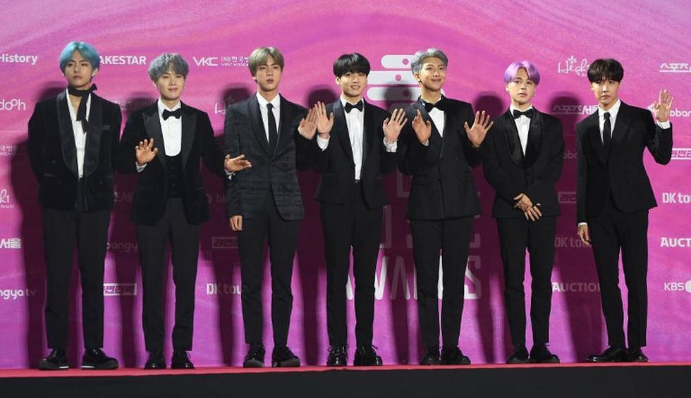 BTS es una conocida agrupación surcoreana que fue formada por Big Hit Entertainment. (AFP)