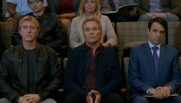 """Netflix renovó """"Cobra Kai"""" para una cuarta temporada, pero, ¿acaso esta será la última entrega que veamos? (Foto: Netflix)"""