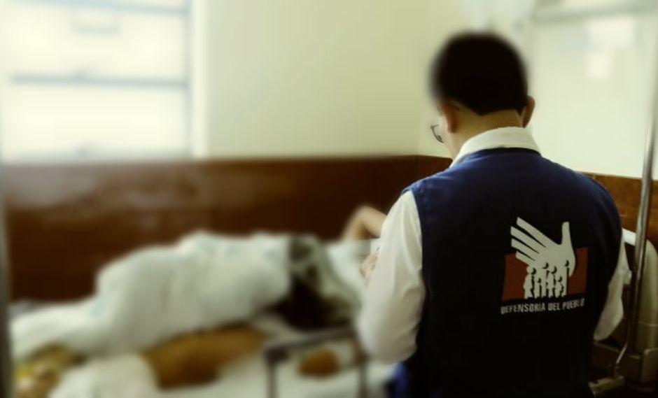 Amazonas: menor que fue dado de alta no podía salir de hospital por falta de pago