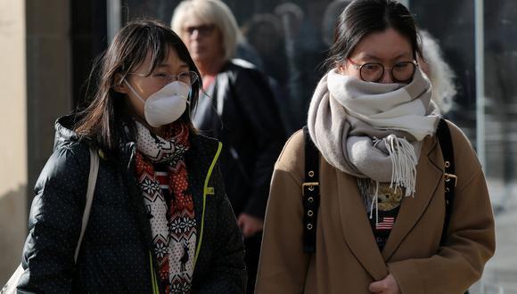 """""""Parece seguro que, incluso si el virus está constantemente contenido, el brote amortiguará la actividad económica mundial"""", señaló Moody's. (Foto: Reuters)"""