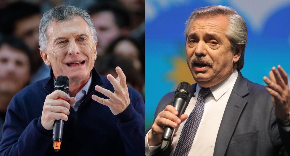 """Argentina: Mauricio Macri conversa con Alberto Fernández para """"llevar tranquilidad a mercados"""". (Foto: EFE)"""