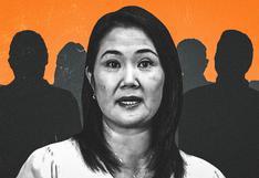 Keiko Fujimori: ¿Quiénes integran el círculo de confianza de la candidata de Fuerza Popular?