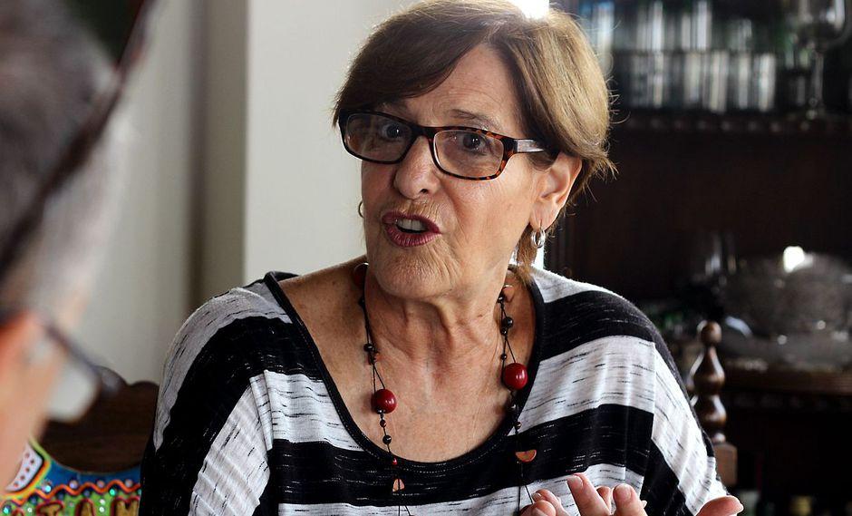 La ex alcaldesa Susana Villarán asegura que no han demostrado que ella haya recibido o pedido los aportes de Odebrecht para la campaña del No. (Foto: USI)