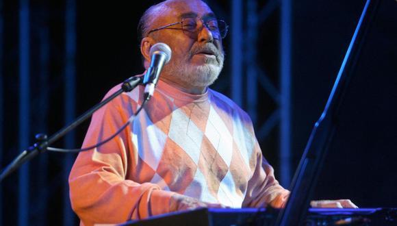 El músico Eddie Palmieri es uno de los mayores representantes de la salsa en la actualidad. Es también conocido por los apelativos del 'Rompeteclas' y el 'Sol Mayor' por su prodigiosa habilidad con el piano.  (Foto: Raymond Roig/ AFP)