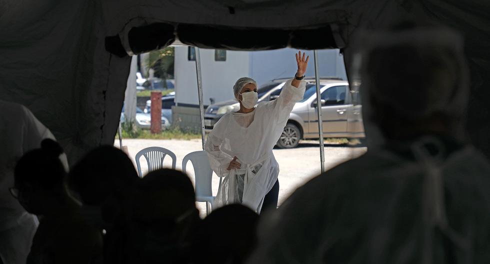 Coronavirus en Brasil | Últimas noticias | Último minuto: reporte de infectados y muertos hoy, miércoles 9 de diciembre del 2020 | Covid-19 | Foto: EFE/ Fabio Motta