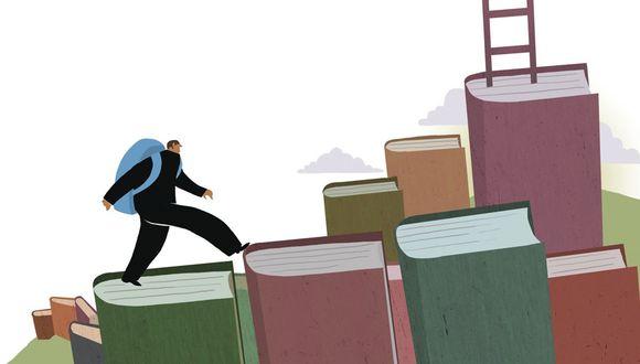 """""""La falta de una política de aseguramiento de la calidad educativa permitió el funcionamiento de instituciones incapaces de cumplir con una adecuada formación académica"""", escribe Juan Manuel Ostoja. (Ilustración: El Comercio)"""