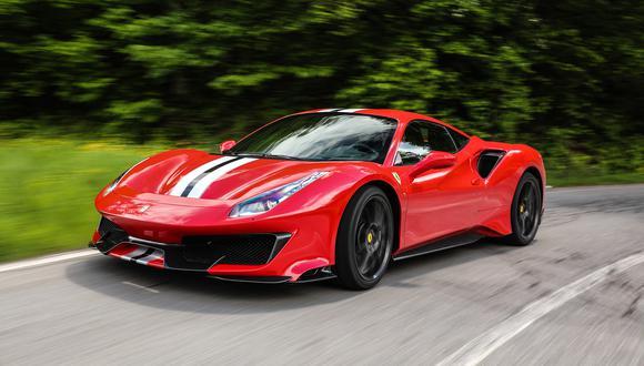 En total, son 7 los modelos de Ferrari que se han visto envueltos en este error de producción. (Fotos: Ferrari).