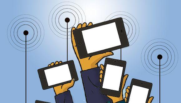 La falta de tendido de antenas afecta la calidad de la señal recibida.