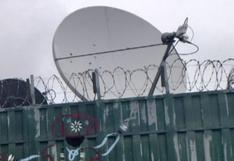 Vraem: presuntos terroristas atacan a balazos una antena de telefonía