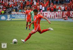 Atlético Nacional empató 2 - 2 con América de Cali por la Liga BetPlay 2020
