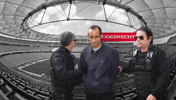 Brasil: Policía allana estadio de Recife por caso Odebrecht