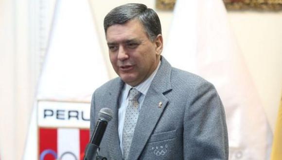 José Quiñones: presidente de COP es inhabilitado por cinco años