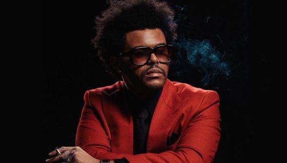 """The Weeknd  lanzó """"After Hours"""", su primer disco en cuatro años (Foto: Instagram)"""