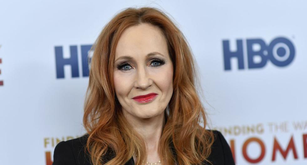 La autora de Harry Potter J.K. Rowling señaló que tuvo síntomas de la enfermedad. (AFP).